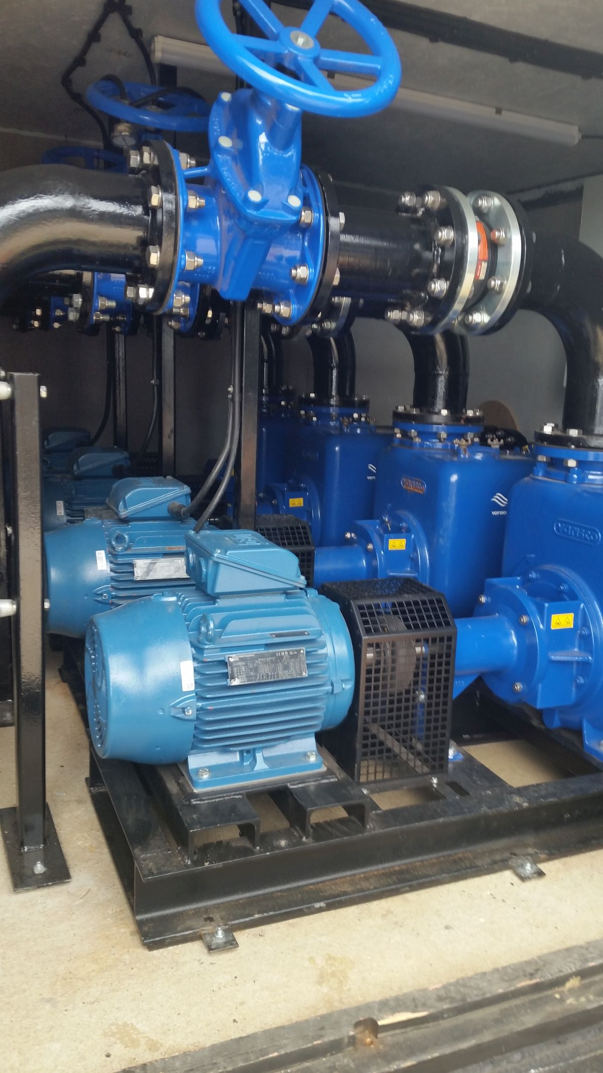 ETA Control Systems Ltd Commercial Electrical Installations Electrical work for Marinas, farms, farm buildings, factories, large industrial units & marinas Oxfordshire. Agricultural electrical engineers Pig farm